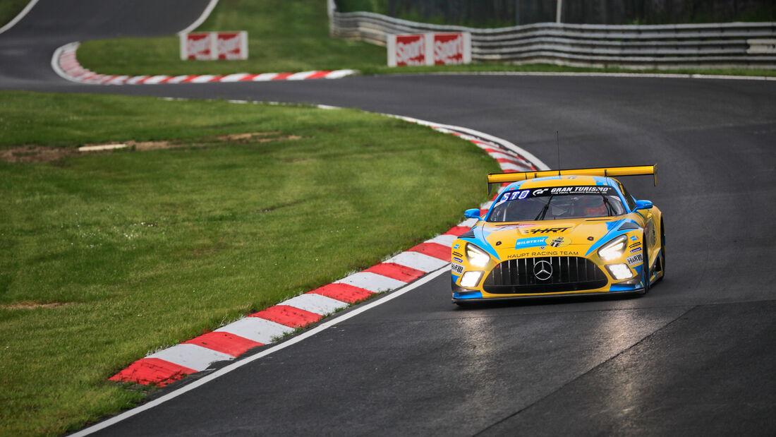 Mercedes-AMG GT3 - Mercedes-AMG Team HRT - Startnummer #4 - 24h-Rennen Nürburgring - Nürburgring-Nordschleife - 5. Juni 2021