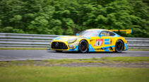 Mercedes-AMG GT3 - Mercedes-AMG Team HRT - Startnummer #4 - Klasse: SP 9 (FIA-GT3) - 24h-Rennen - Nürburgring - Nordschleife - 03. - 06. Juni 2021