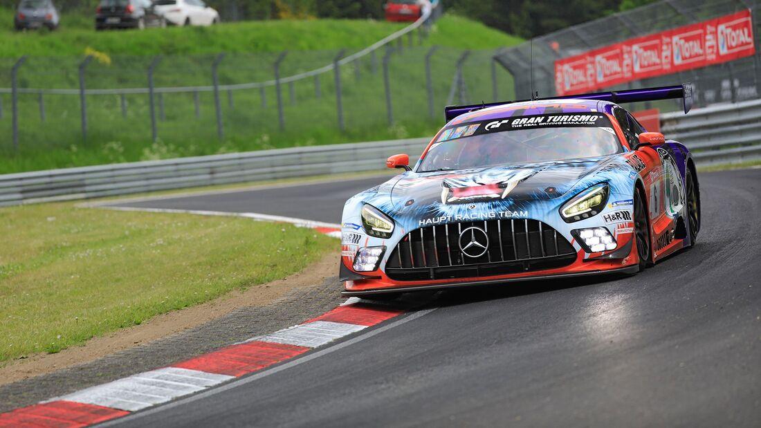 Mercedes-AMG GT3 - Mercedes-AMG Team HRT - Startnummer #6 - 24h-Rennen Nürburgring - Nürburgring-Nordschleife - 3.6.2021