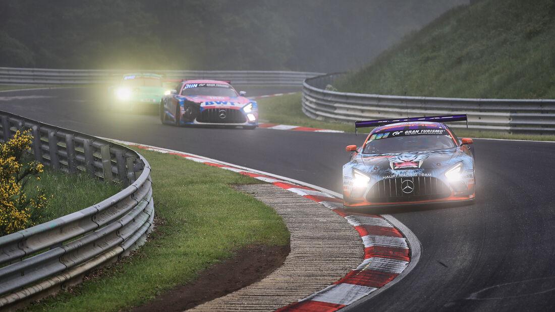 Mercedes-AMG GT3 - Mercedes-AMG Team HRT - Startnummer #6 - 24h-Rennen Nürburgring - Nürburgring-Nordschleife - 6. Juni 2021