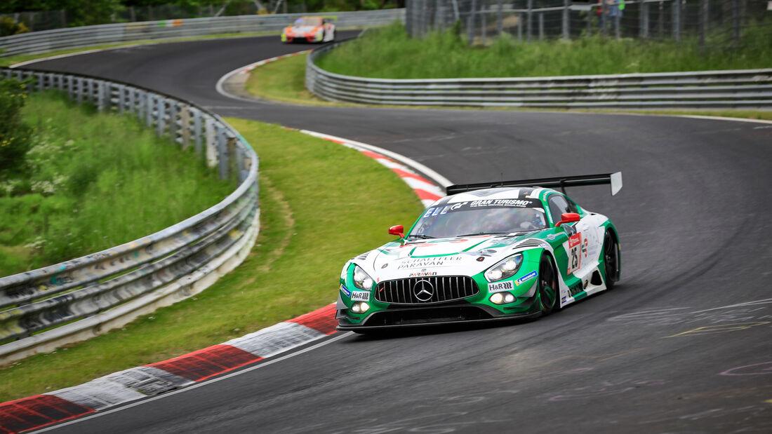 Mercedes-AMG GT3 - Space Drive Racing - Startnummer #25 - Klasse: SP-X - 24h-Rennen - Nürburgring - Nordschleife - 03. - 06. Juni 2021