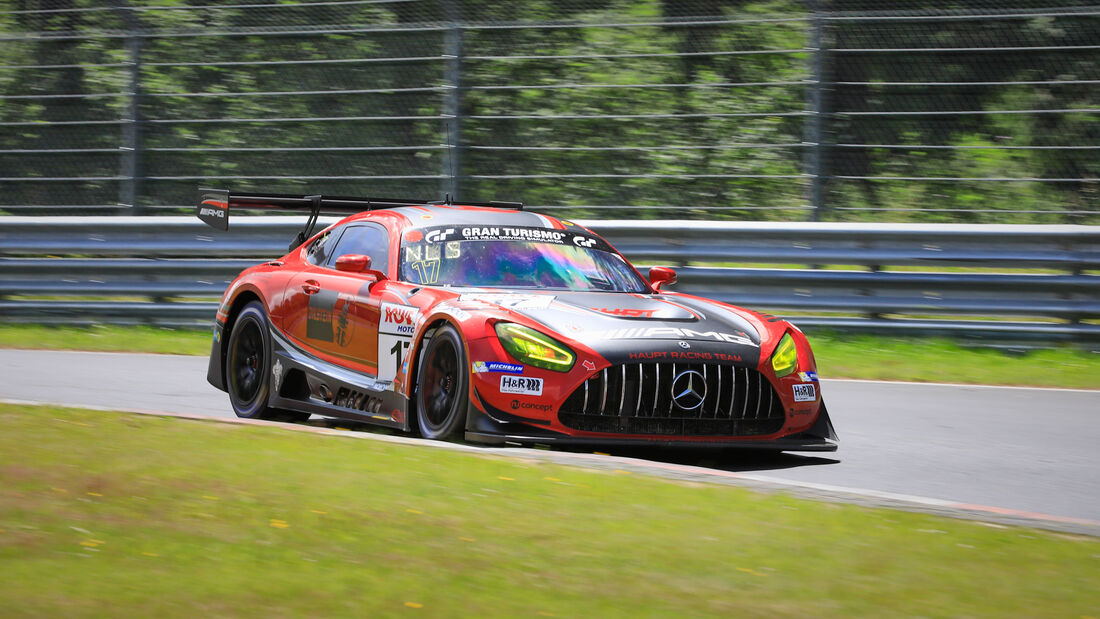 Mercedes-AMG GT3 - Startnummer #17 - Mercedes-AMG Team HRT - SP9 Pro - NLS 2020 - Langstreckenmeisterschaft - Nürburgring - Nordschleife