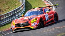 Mercedes-AMG GT3 - Startnummer #2 - GetSpeed Performance - SP9 Pro - VLN 2019 - Langstreckenmeisterschaft - Nürburgring - Nordschleife