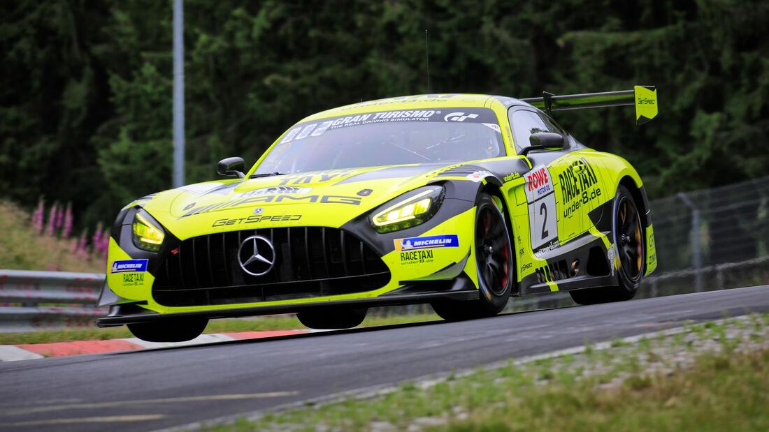 Mercedes-AMG GT3 - Startnummer #2 - Mercedes-AMG Team GetSpeed - SP9 Pro - NLS 2020 - Langstreckenmeisterschaft - Nürburgring - Nordschleife