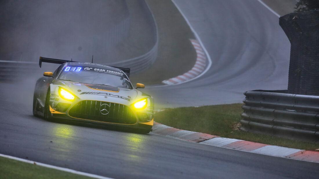 Mercedes-AMG GT3 - Startnummer 22 - 24h Rennen Nürburgring - Nürburgring-Nordschleife - 26. September 2020