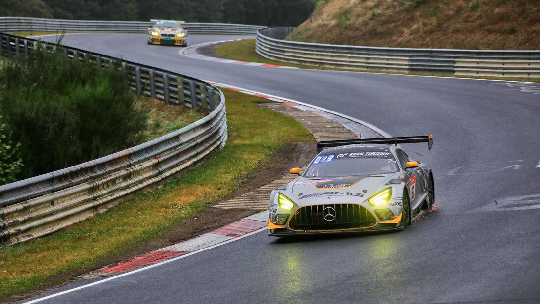 Mercedes-AMG GT3 - Startnummer 22 - 24h Rennen Nürburgring - Nürburgring-Nordschleife - 27. September 2020