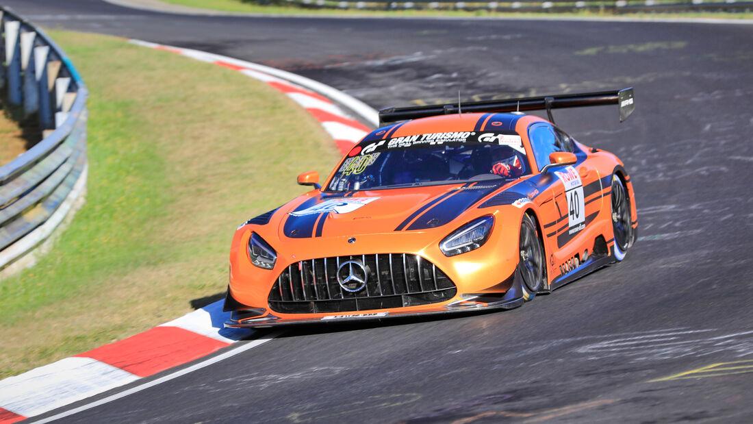 Mercedes-AMG GT3 - Startnummer #40 -  10Q Racing Team - SP9 Pro - NLS 2020 - Langstreckenmeisterschaft - Nürburgring - Nordschleife