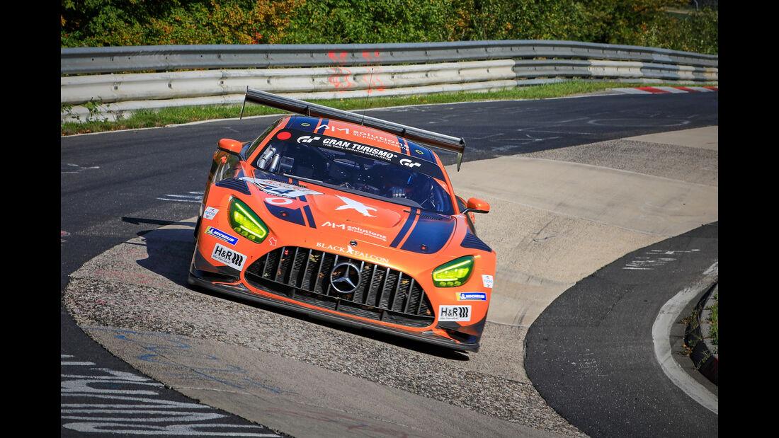 Mercedes-AMG GT3 - Startnummer #54 - Mercedes-AMG Team Black Falcon - SPX - VLN 2019 - Langstreckenmeisterschaft - Nürburgring - Nordschleife