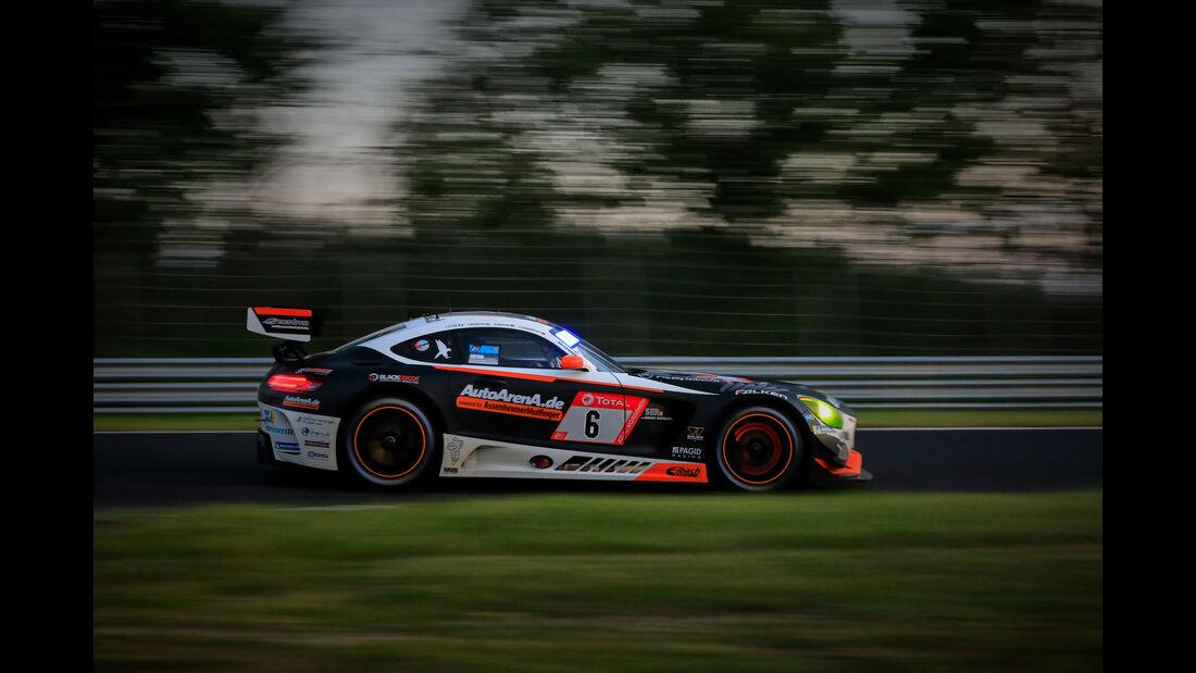 Mercedes-AMG GT3 - Startnummer #6 - 24h Rennen Nürburgring - 22. Juni 2019