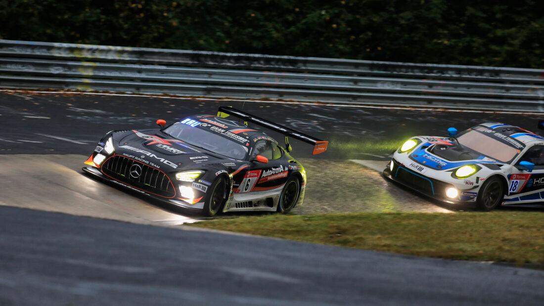 Mercedes-AMG GT3 - Startnummer 6 - 24h Rennen Nürburgring - Nürburgring-Nordschleife - 26. September 2020