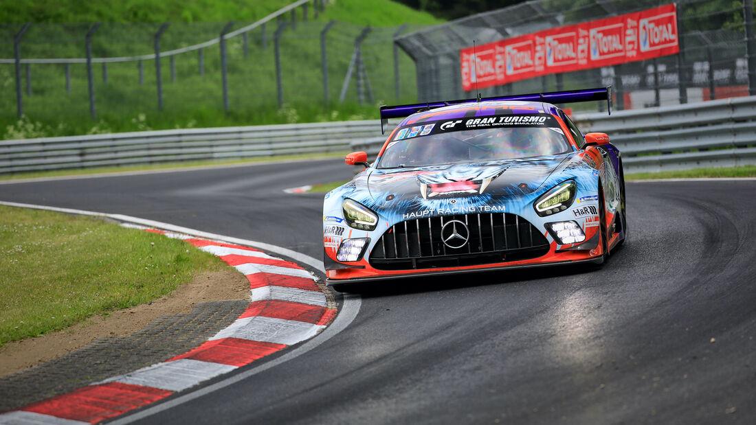 Mercedes-AMG GT3  -  Startnummer 6 - 24h Rennen Nürburgring - Nürburgring-Nordschleife - 3. Juni 2021