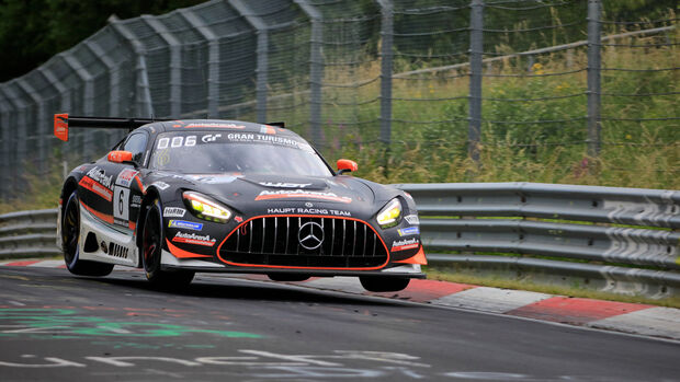 Mercedes-AMG GT3 - Startnummer #6 - Mercedes-AMG Team HRT AutoArena - SP9 Pro - NLS 2020 - Langstreckenmeisterschaft - Nürburgring - Nordschleife