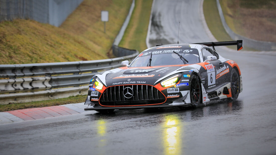 Mercedes-AMG GT3 - Startnummer #6 - Mercedes-AMG Team HRT - SP9 Pro - NLS 2021 - Langstreckenmeisterschaft - Nürburgring - Nordschleife