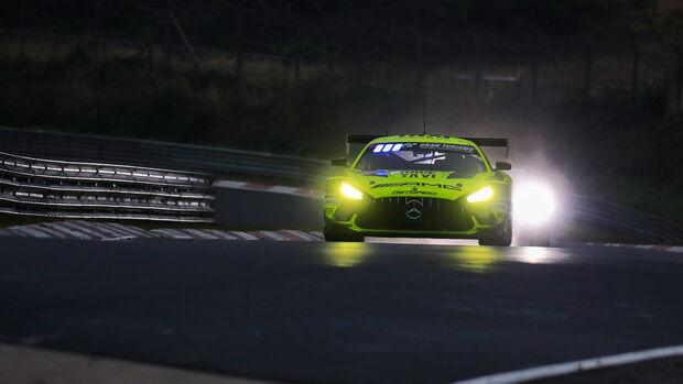 Mercedes-AMG GT3 - Startnummer 9 - 24h Rennen Nürburgring - Nürburgring-Nordschleife - 26. September 2020