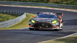 Mercedes-AMG GT3 - Team HRT Auto Arena - Startnummer #6 - 24h-Rennen - Nürburgring - Nordschleife - Donnerstag - 24. September 2020