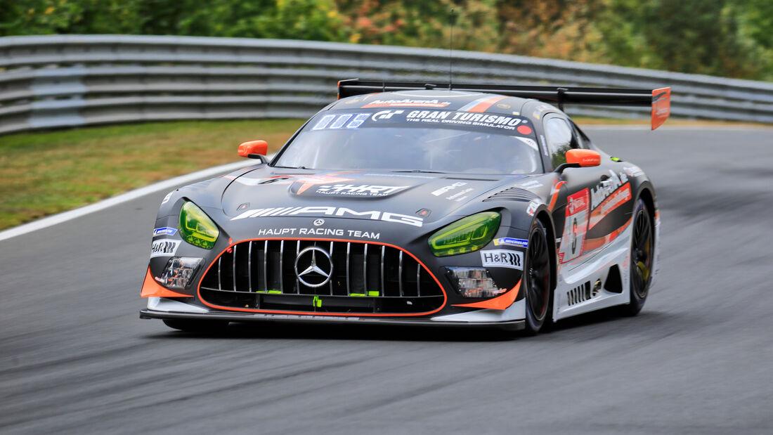 Mercedes-AMG GT3 - Team HRT Auto Arena - Startnummer #6 - Klasse: SP9 - 24h-Rennen - Nürburgring - Nordschleife - 24. bis 27. September 2020