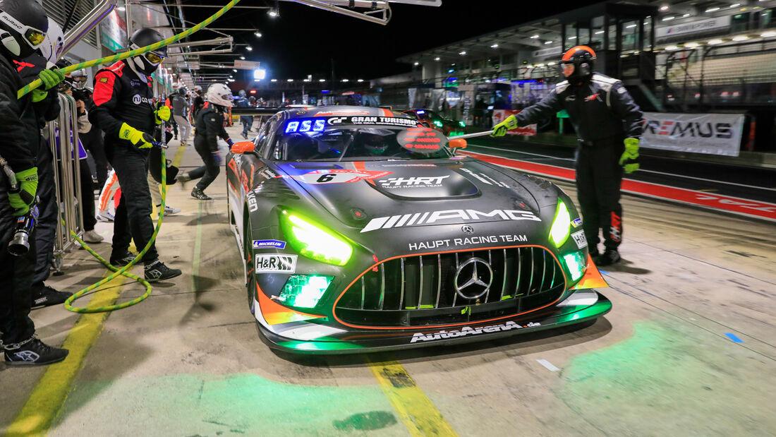Mercedes-AMG GT3 - Team HRT AutoArena - Startnummer #6 - 24h-Rennen - Nürburgring - Nordschleife - Donnerstag - 24. September 2020