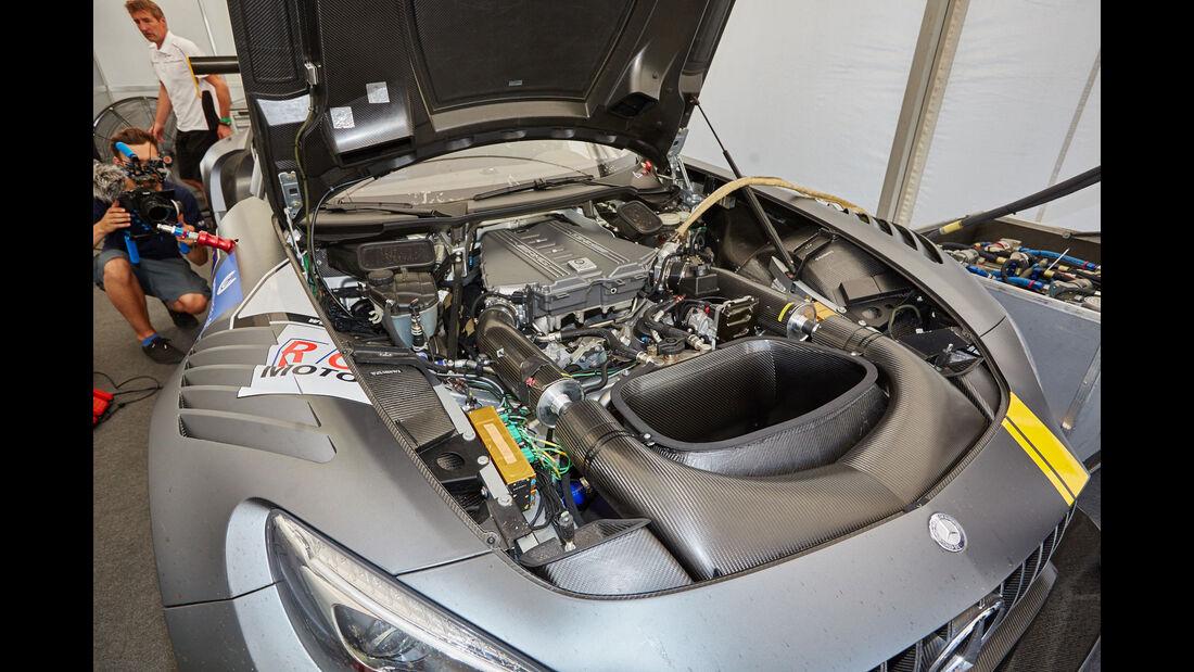 Mercedes AMG GT3 - VLN 2015