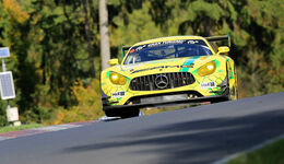 Mercedes-AMG GT3 - VLN - 8. Rennen - 12.10.2019