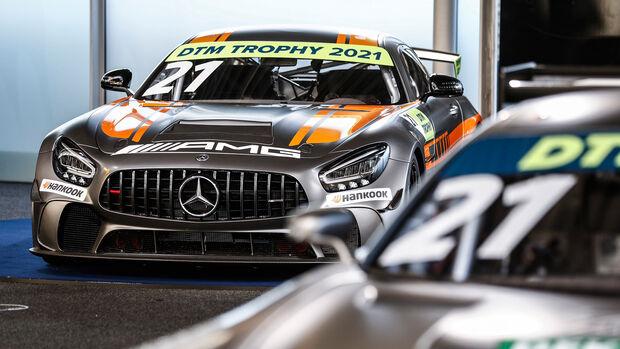 Mercedes-AMG GT4 - DTM