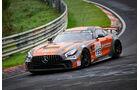Mercedes-AMG GT4 - Startnummer #155 - Black Falcon Team Textar - SP8T - VLN 2019 - Langstreckenmeisterschaft - Nürburgring - Nordschleife