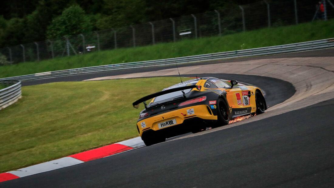 Mercedes-AMG GT4 - Startnummer 36 - 24h Rennen Nürburgring - Nürburgring-Nordschleife - 3. Juni 2021