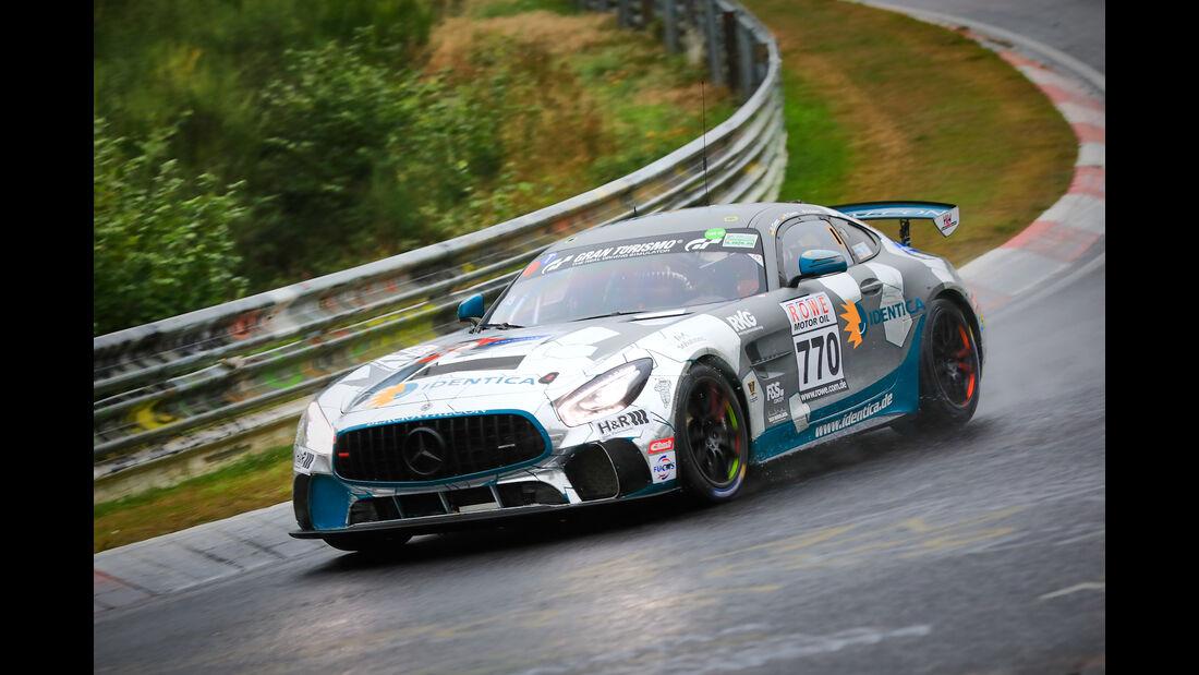 Mercedes-AMG GT4 - Startnummer #770 - Black Falcon Team Identica - SP8T - VLN 2019 - Langstreckenmeisterschaft - Nürburgring - Nordschleife