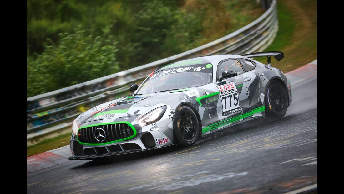 Mercedes-AMG GT4 - Startnummer #775 - Team Mathol Racing & Fanclub Mathol Racing - SP8T - VLN 2019 - Langstreckenmeisterschaft - Nürburgring - Nordschleife