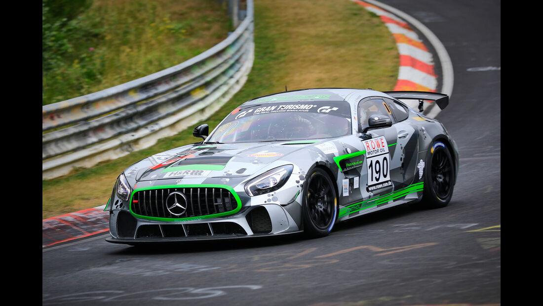 Mercedes-AMG GT4 - Team Mathol Racing e.V. - Startnummer #190 - SP10 - VLN 2019 - Langstreckenmeisterschaft - Nürburgring - Nordschleife