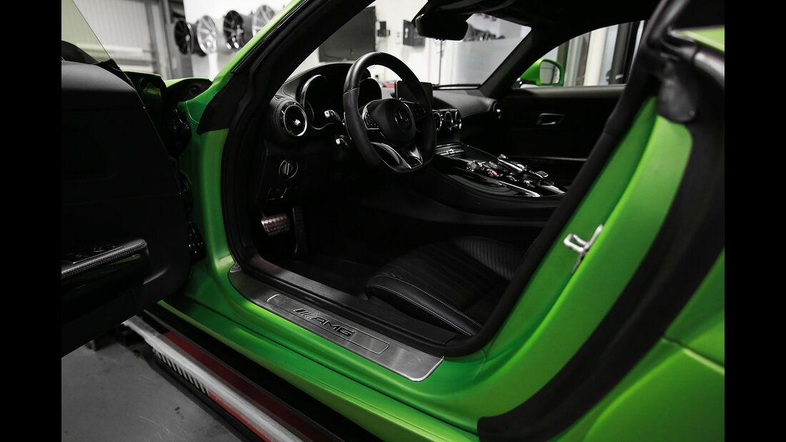 Mercedes AMG GTS Prior-Design PD800GT Widebody  M&D