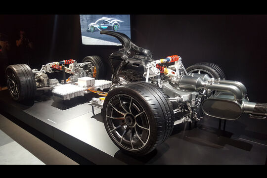 Mercedes-AMG Hypercar - Project One