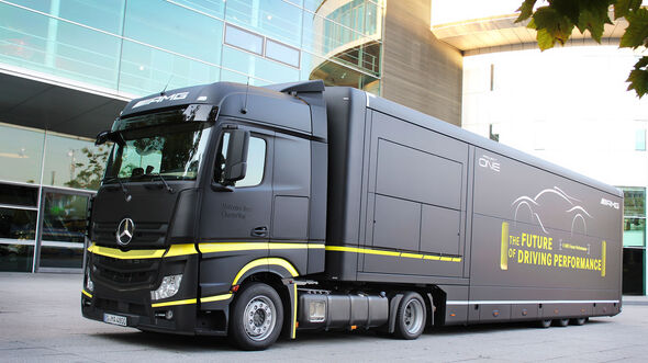 Mercedes-AMG One Showtruck