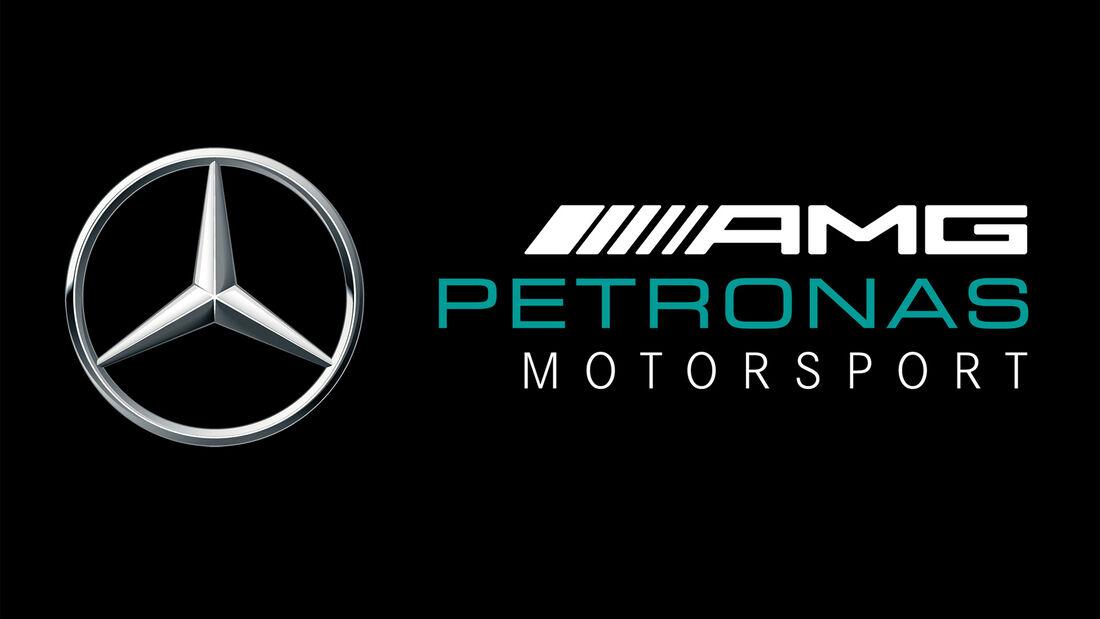 Mercedes AMG Petronas F1-Team Logo