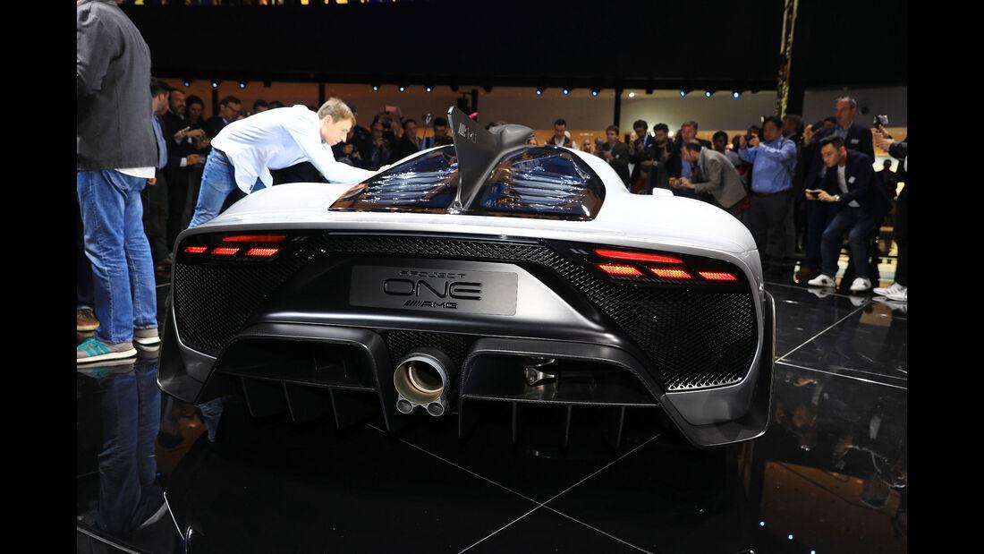 Mercedes-AMG Project One - Hypercar - IAA 2017 - Vorstellung