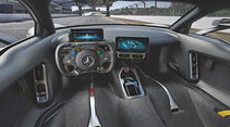 Mercedes AMG Project One, Interieur