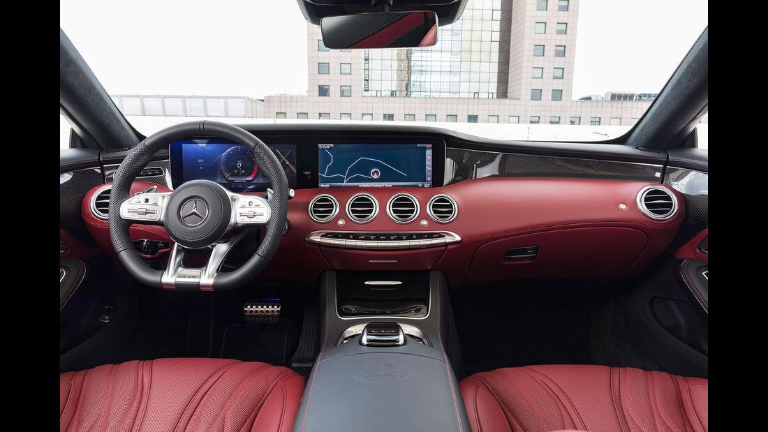 Mercedes-AMG S63 Cabrio