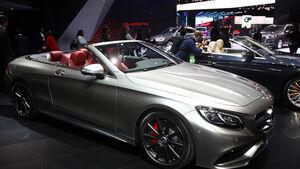 """Mercedes-AMG S63 Cabrio """"Edition 130"""""""