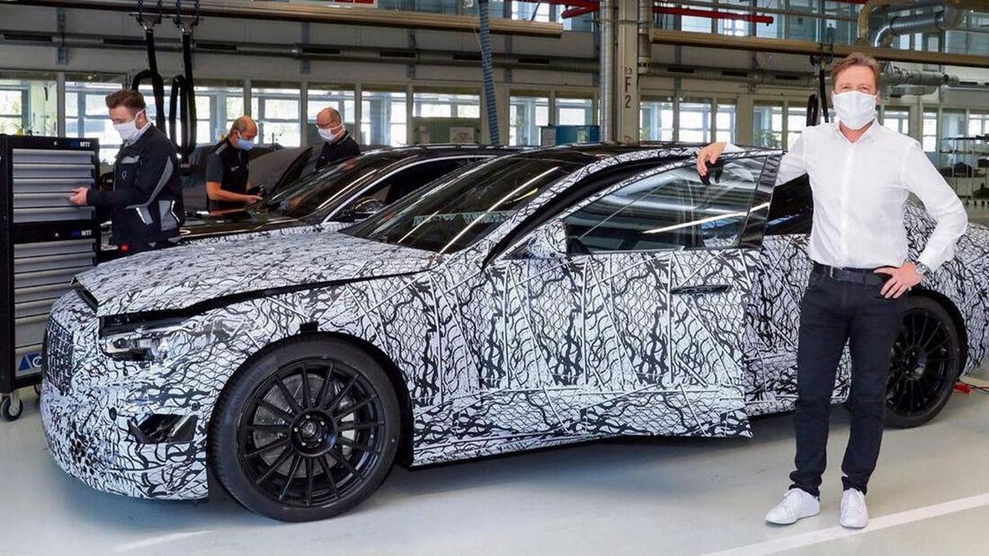 Mercedes-AMG S63 EQ Performance 4-Matic+