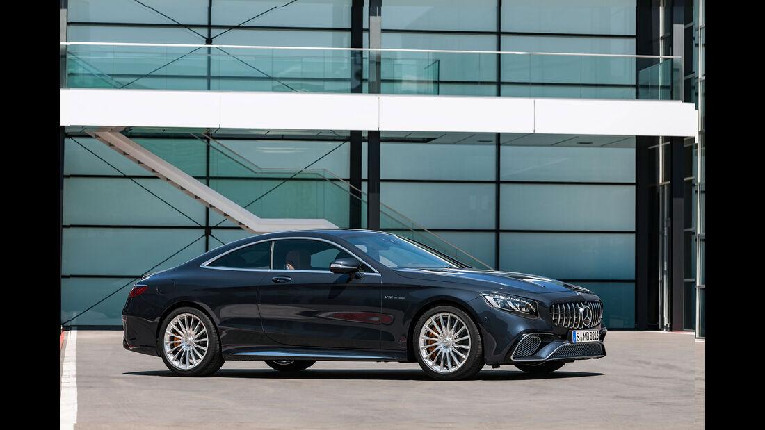 Mercedes-AMG S65 Coupé