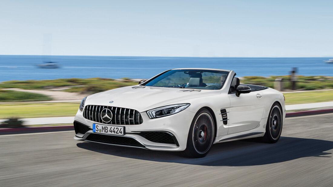 Mercedes-AMG, SL, Exterieur