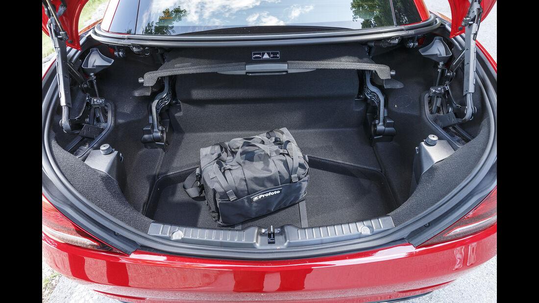Mercedes-AMG SLC 43 Kofferraum