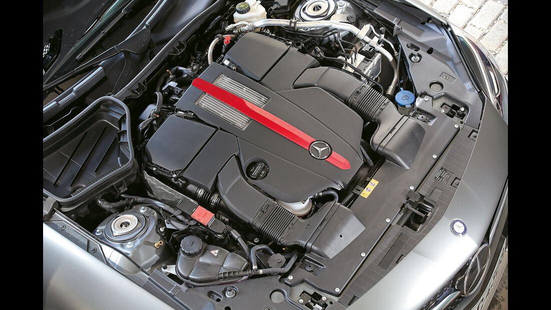 Mercedes-AMG SLC 43, Motor