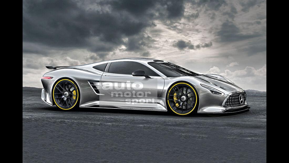 Mercedes-AMG Supersportwagen