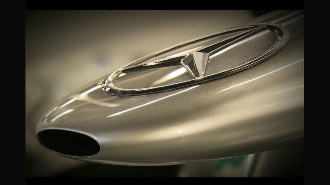 Mercedes AMG W03 2012 Screenshot
