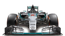 Mercedes AMG W06 - Beste F1-Autos