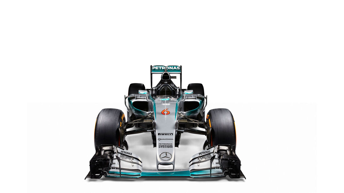 Mercedes AMG W06 - F1-Auto 2015