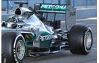 Mercedes AMG W06 - Formel 1 2015 - Technik-Check