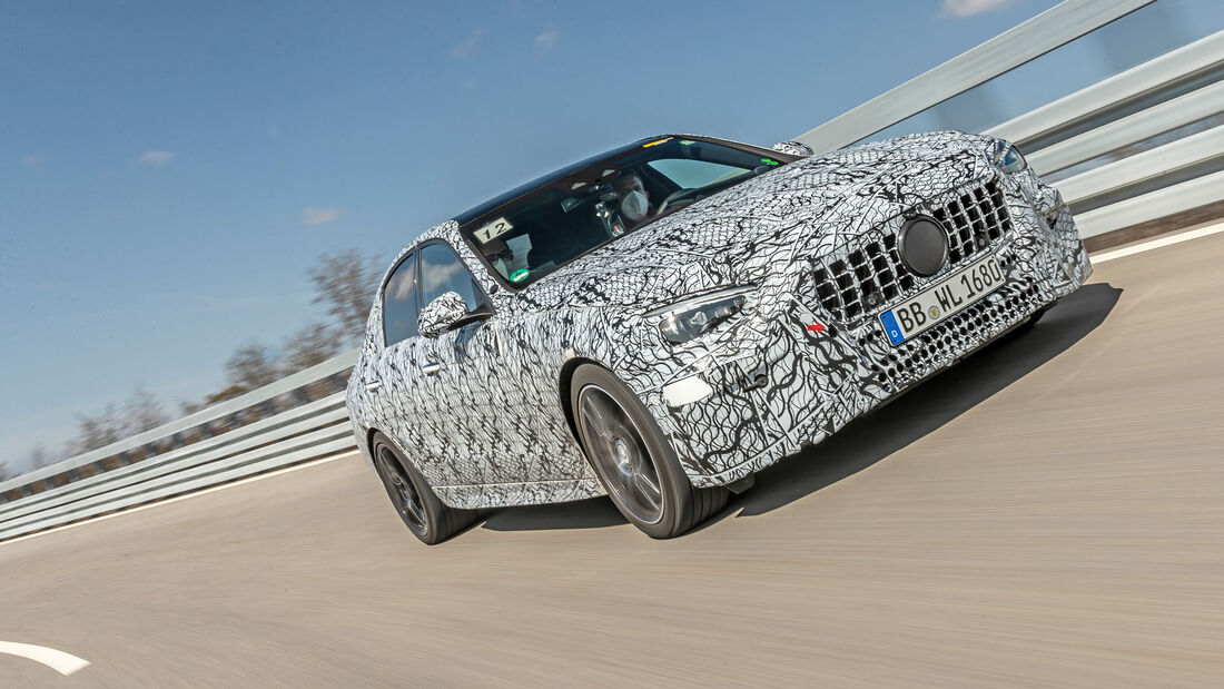 Mercedes AMG ePerformance e-ATL Fahrbericht