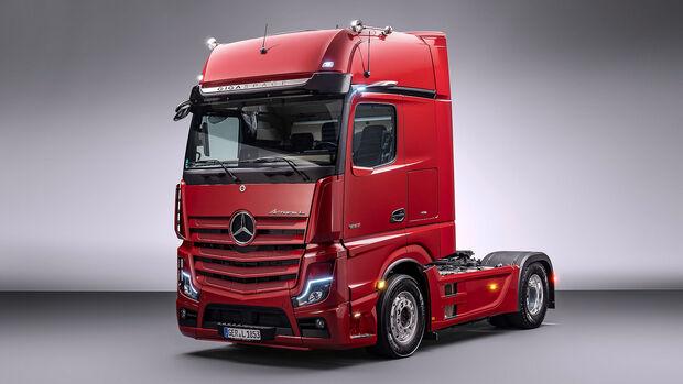 Mercedes Actros L 2021
