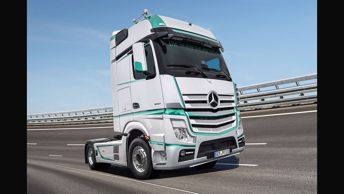 Mercedes Actros Racing Edition